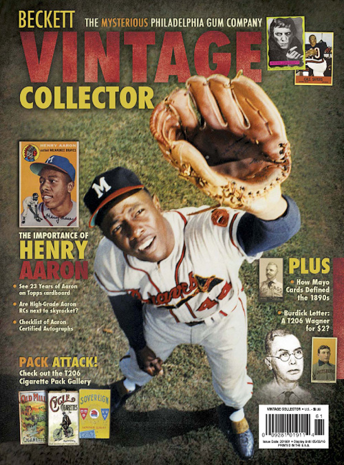 Vintage Collector - April 2016
