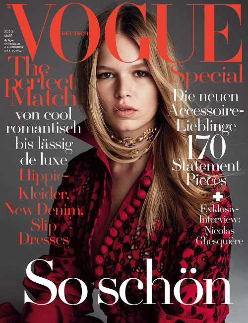 Vogue Germany - März 2016