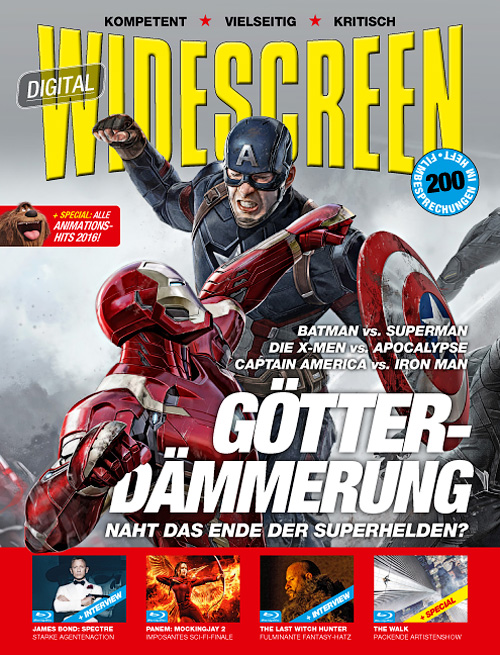 Widescreen - April 2016