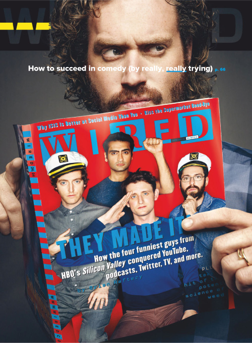 Wired USA - April 2016