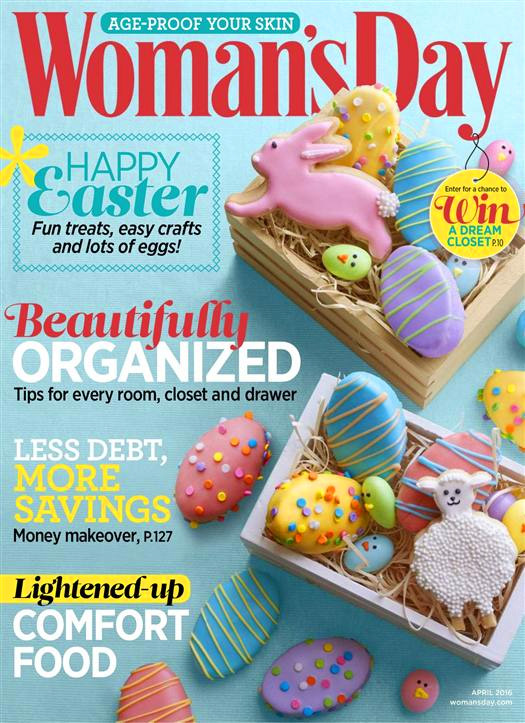 Woman's Day - April 2016
