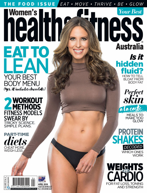 Women's Health & Fitness - April 2016