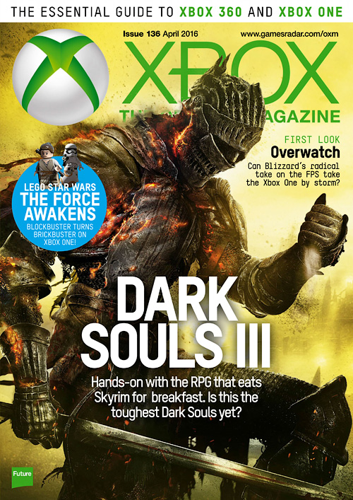 Xbox: The Official Magazine - April 2016