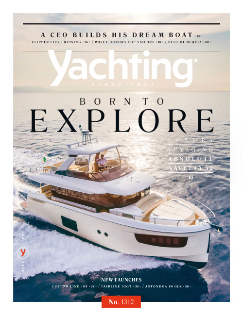 Yachting - April 2016