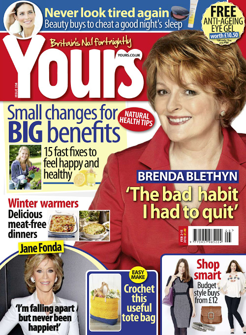 Yours Magazine - Issue 238, 2016