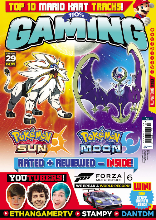 110% Gaming - Issue 29, 2016