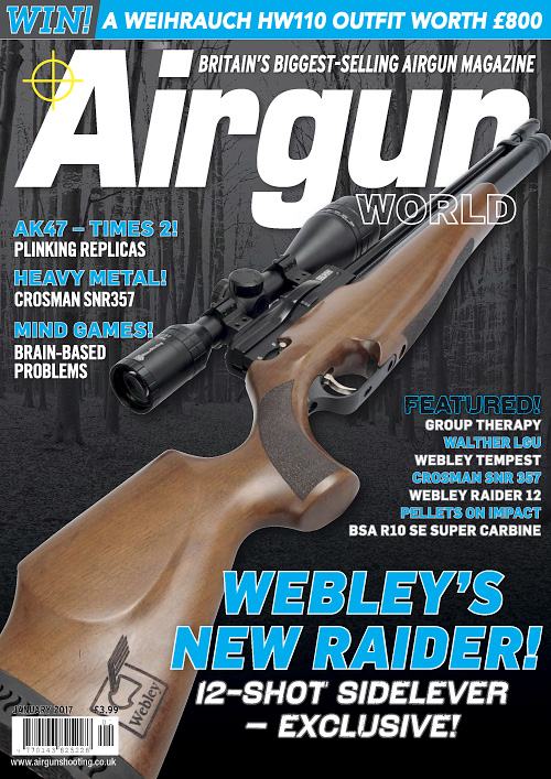 Airgun World - January 2017