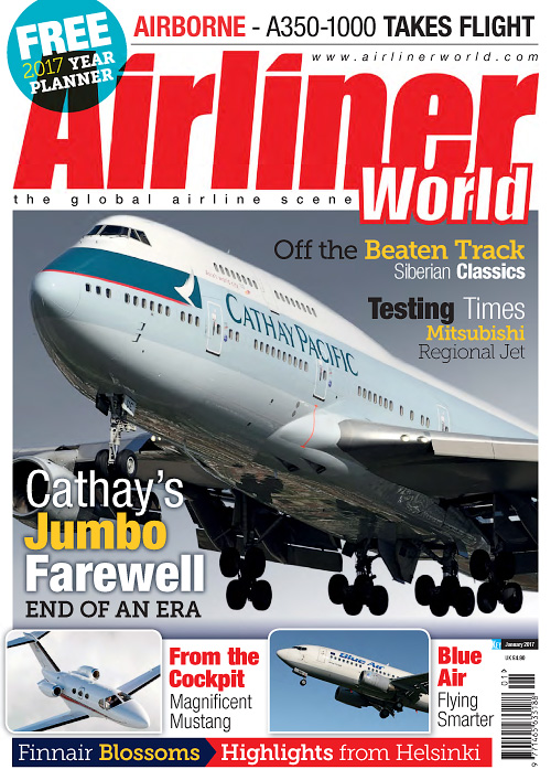 Airliner World - January 2017