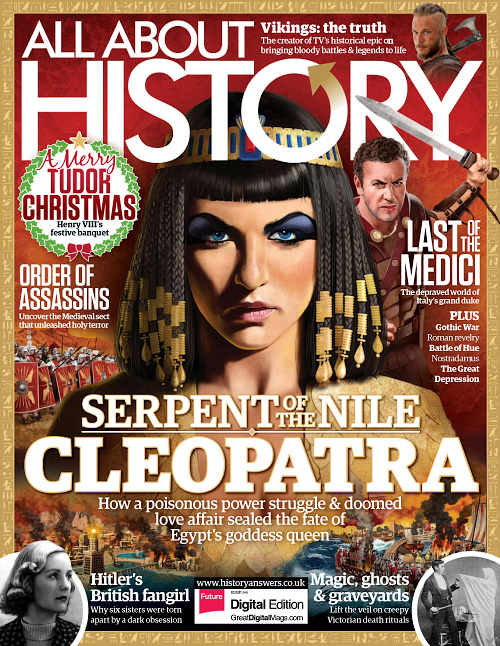 All About History - Issue 46, 2016