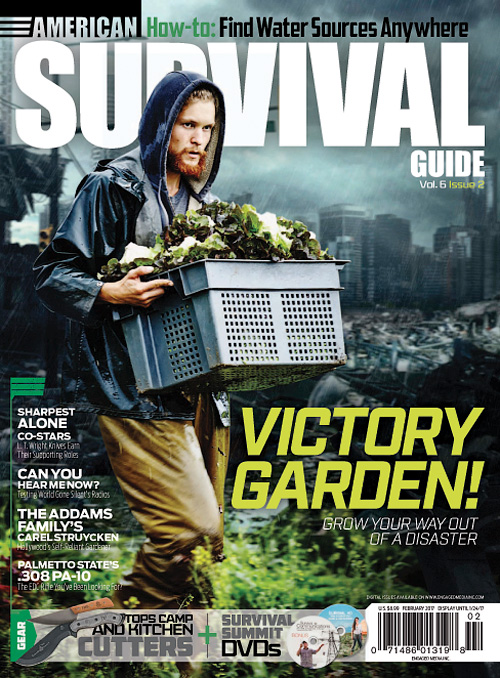 American Survival Guide - February 2017