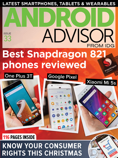 Android Advisor - Issue 33, 2017