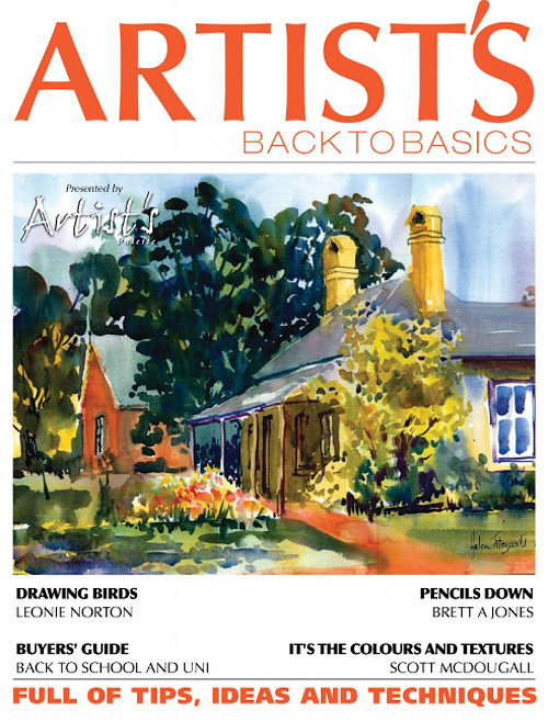 Artists Back to Basics - Volume 3 Issue 7, 2016