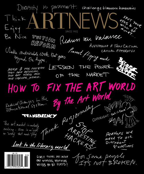 ARTnews - Winter 2016/2017