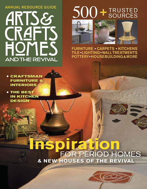 Arts & Crafts Homes - Annual Resource Guide 2017