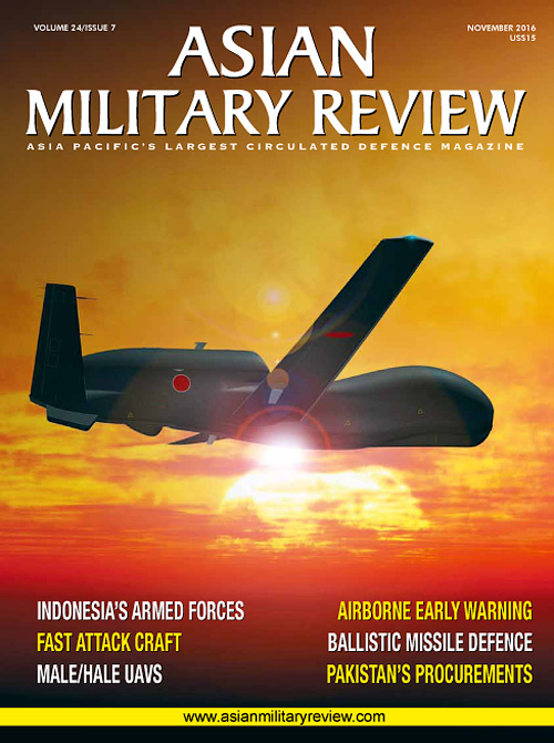 Asian Military Review - November 2016