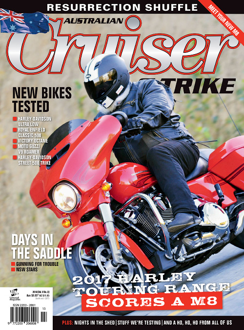 Australian Cruiser & Trike - Volume 8 Issue 3, 2016