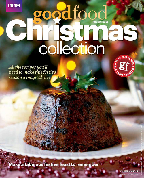 BBC Good Food Middle East - Christmas Collection 2016