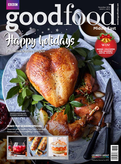 BBC Good Food Middle East - December 2016