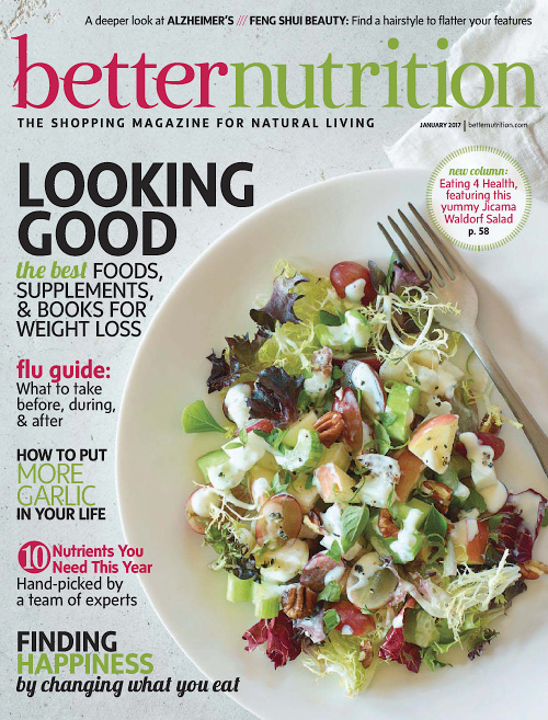 Better Nutrition - January 2017