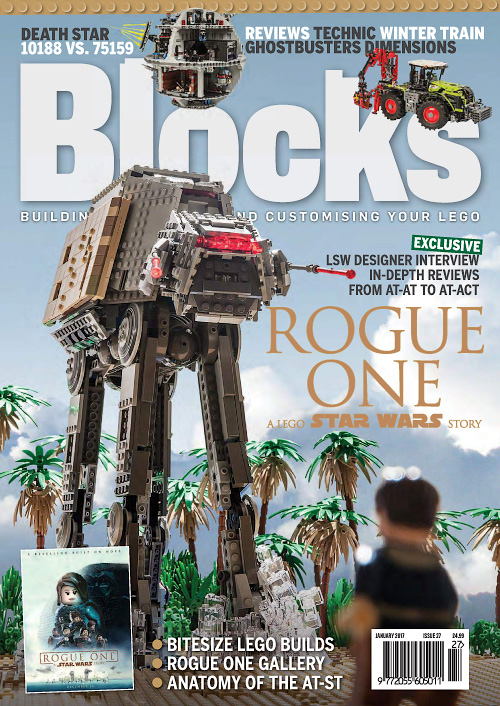 Blocks Magazine - January 2017