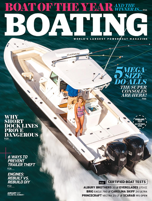 Boating USA - January 2017