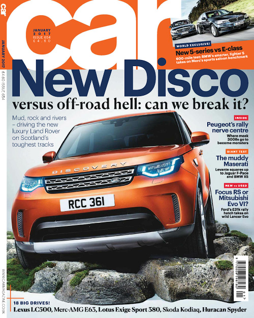 Car UK - January 2017