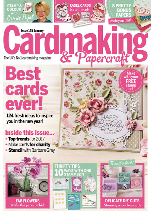 Cardmaking & Papercraft - January 2017