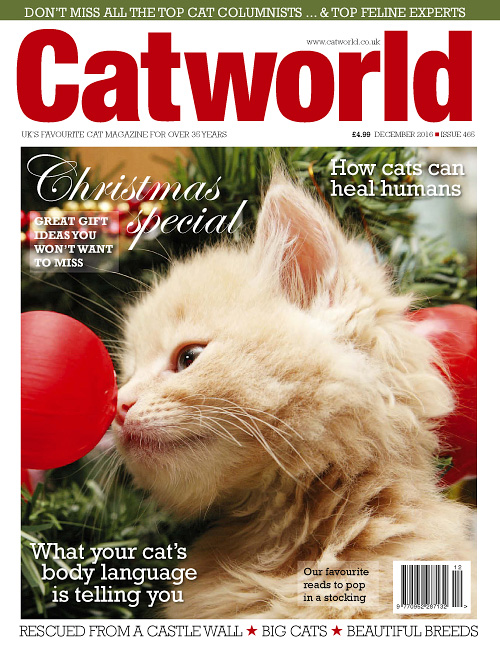 Cat World - December 2016
