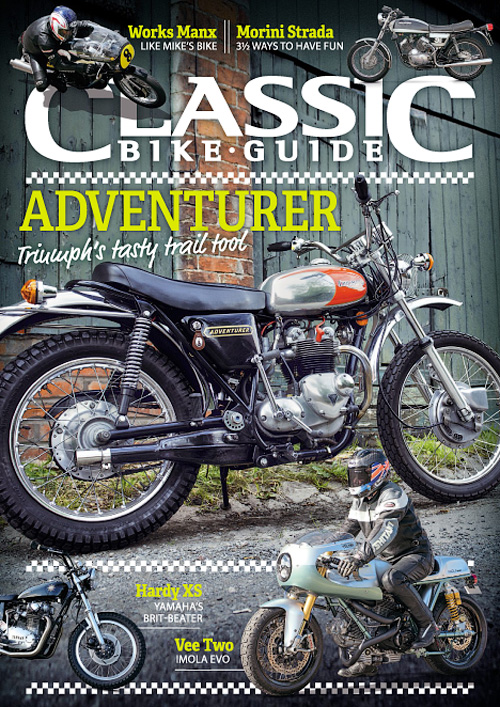 Classic Bike Guide - January 2017