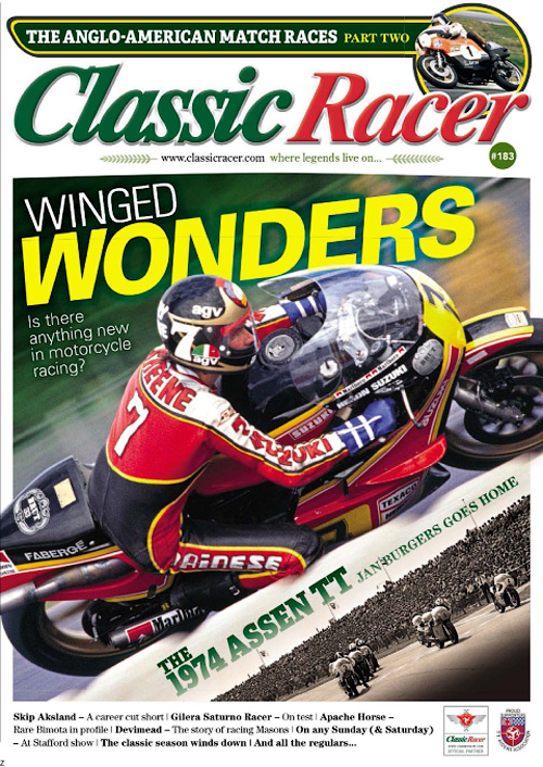 Classic Racer - January/February 2017