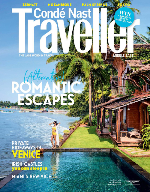 Conde Nast Traveller Middle East - November 2016