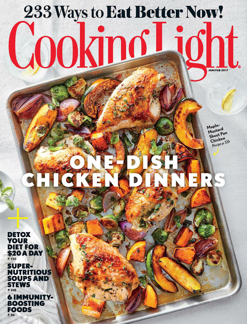 Cooking Light - January/February 2017