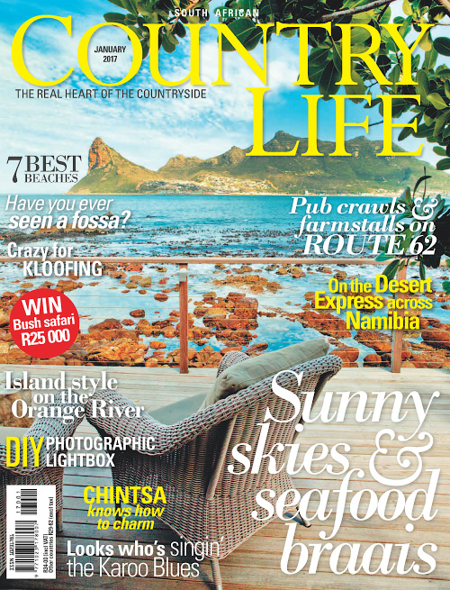Country Life South Africa - January 2017