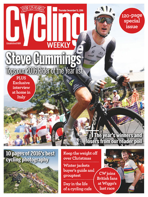 Cycling Weekly - December 15, 2016
