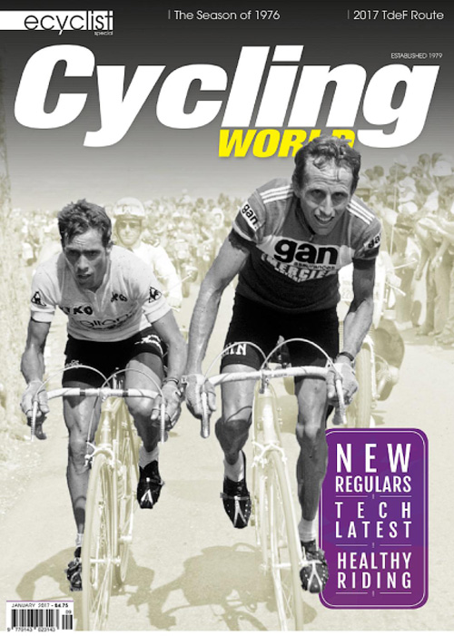 Cycling World - January 2017