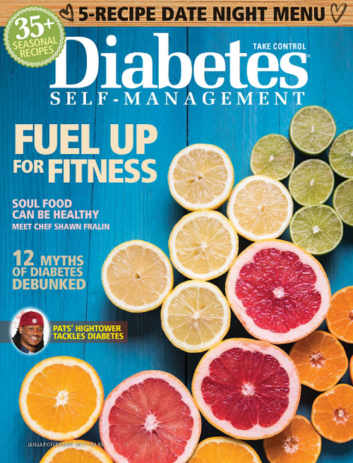 Diabetes Self-Management - January/February 2017