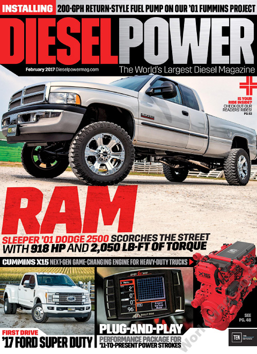 Diesel Power - February 2017