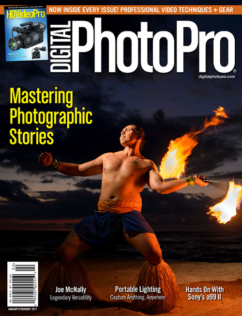 Digital Photo Pro - January/February 2017