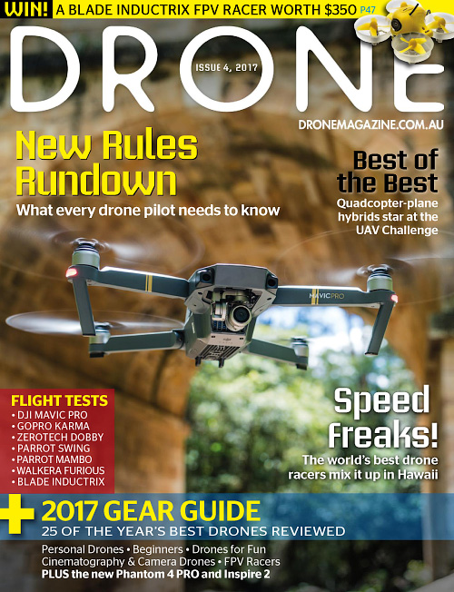 Drone - Issue 4, 2017
