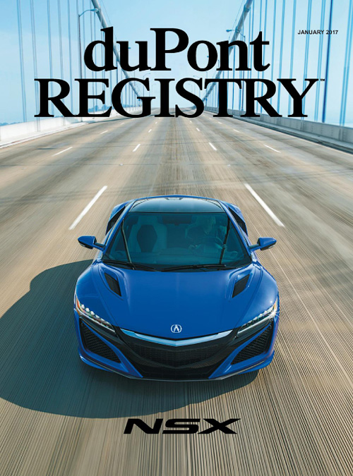 duPont Registry - January 2017
