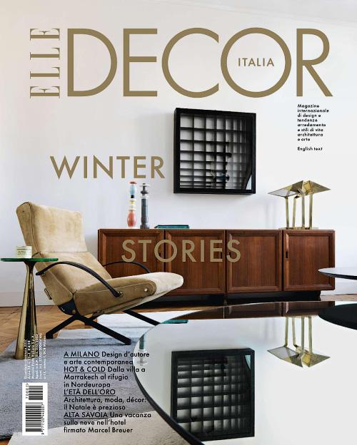 Elle decor italia gennaio 2017 free pdf magazines for for Elle decor italia