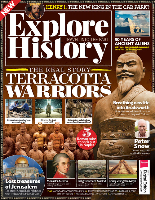 Explore History - Issue 8, 2016