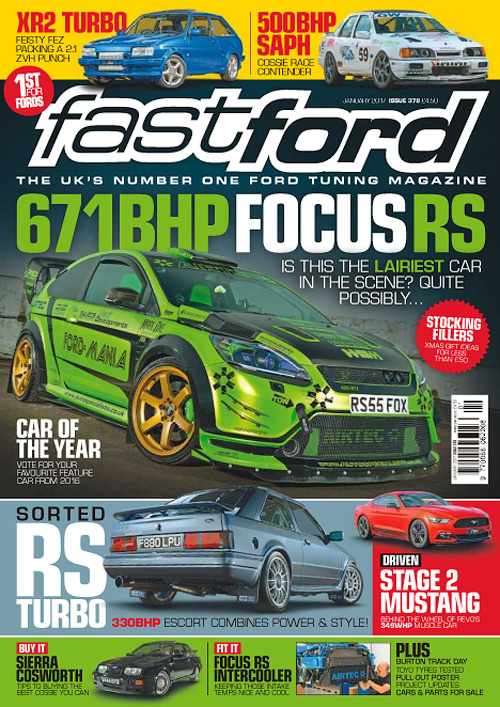Fast Ford - January 2017