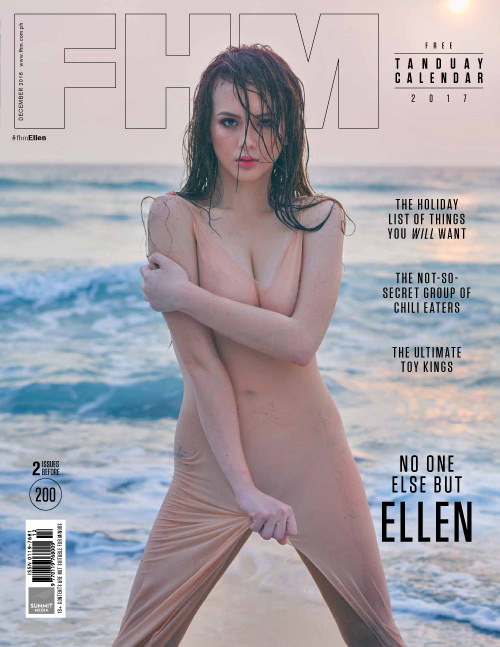 FHM Philippines - December 2016