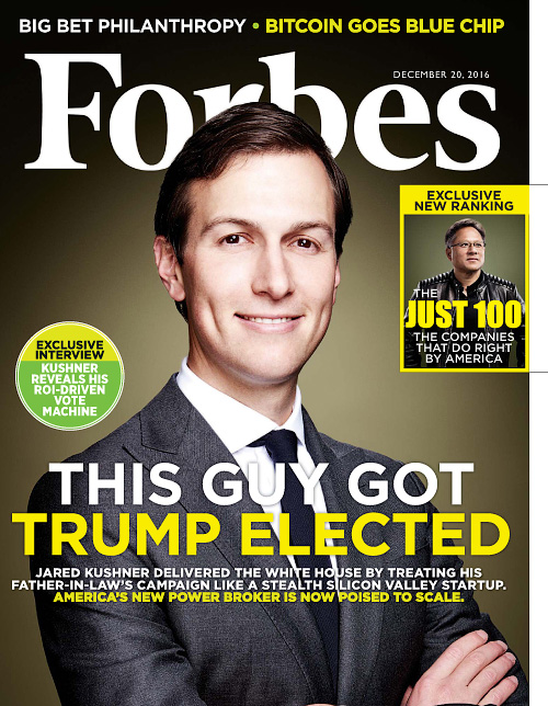Forbes USA - December 20, 2016