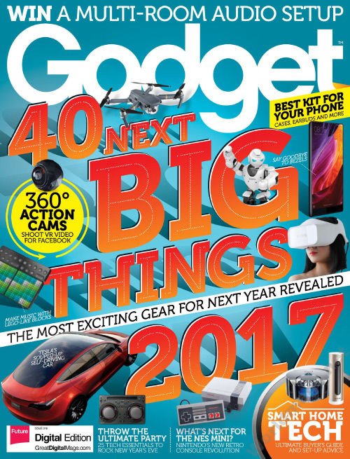 Gadget UK - Issue 16, 2017