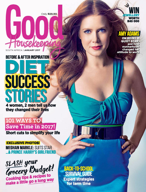 Good Housekeeping South Africa - January 2017