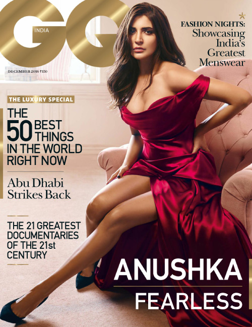 GQ India - December 2016