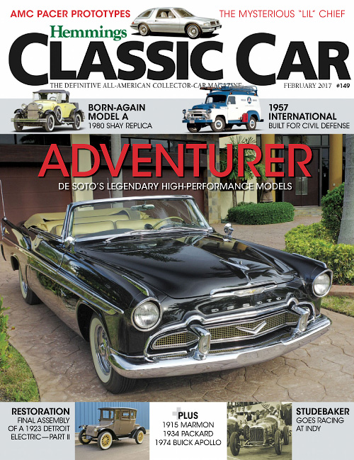 Hemmings Classic Car - February 2017