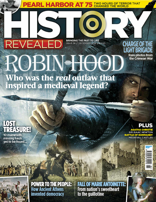 History Revealed - Issue 36, December 2016